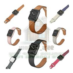 I Watch Band Soft Leather  Watch Band Strap  for Apple watch