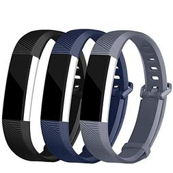 iGK Replacement Bands Compatible for Fitbit Alta and Fitbit