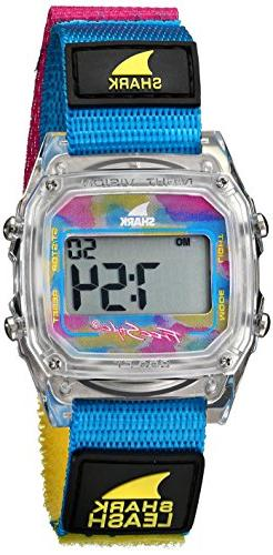 Freestyle Unisex 102245 Shark Leash Clear Digital Japanese-Q