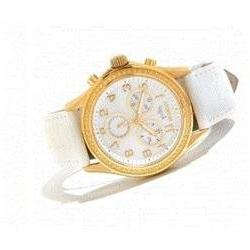 Invicta 12990 Women's Angel Quartz Chronograph Stainless Ste