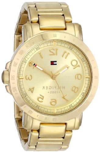 1781395 gold plated watch