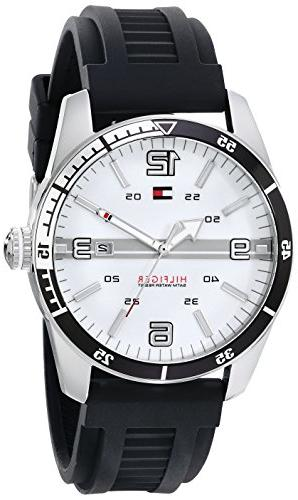 1790919 stainless steel watch