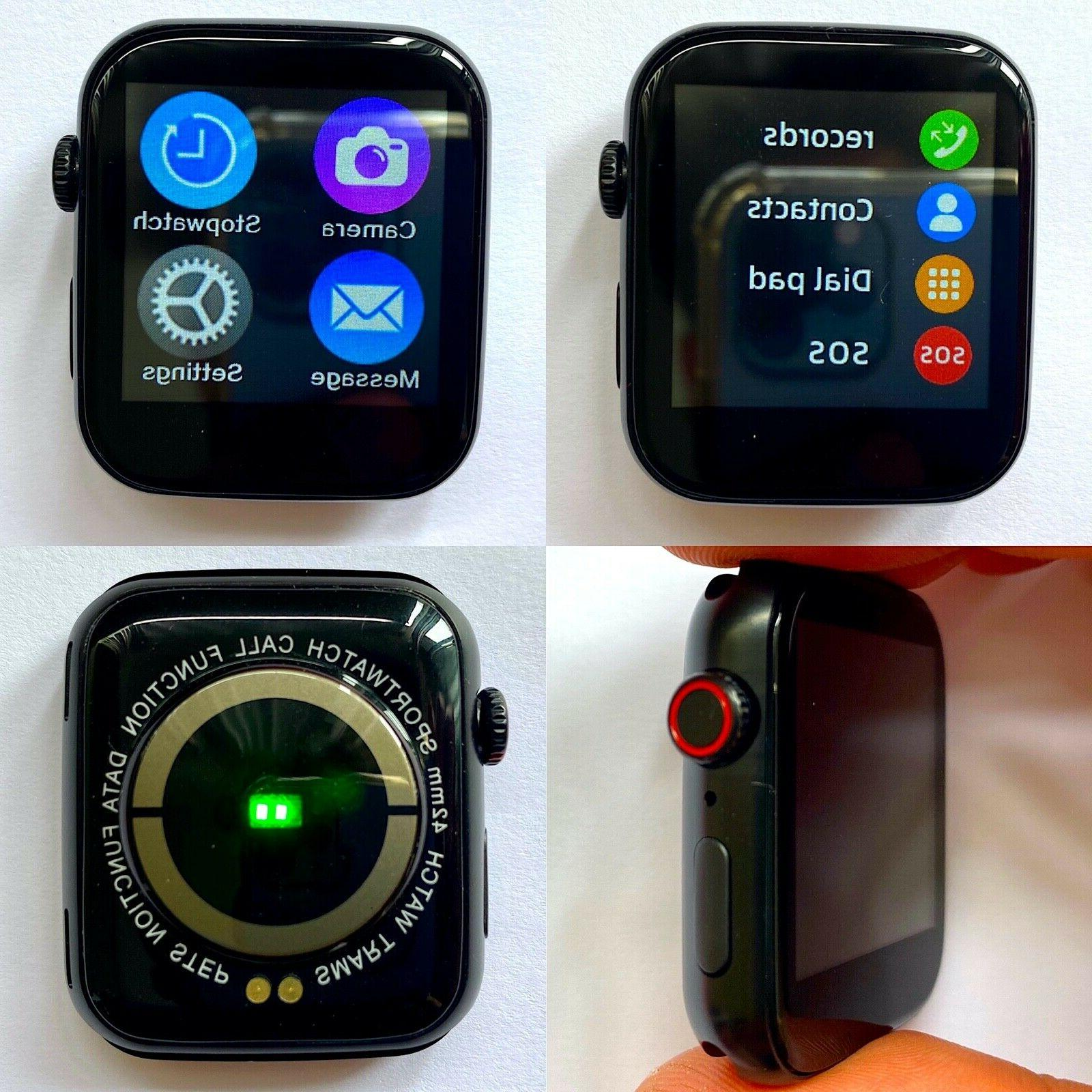 2020 New Smart Watch Blood Heart Rate US Band42