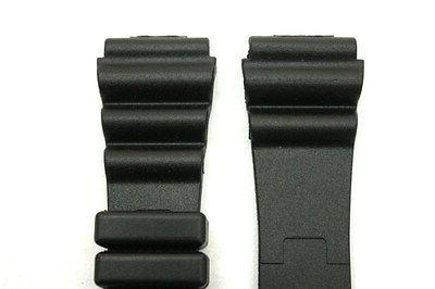 22mm Rubber Waterproof Band Strap