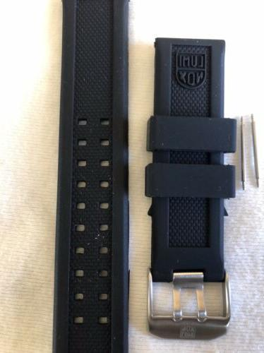 Rubber Watch With Logos