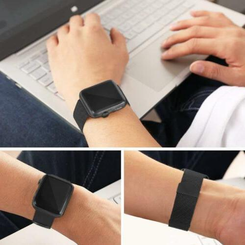 38 42 For Magnetic Loop Band iWatch Strap