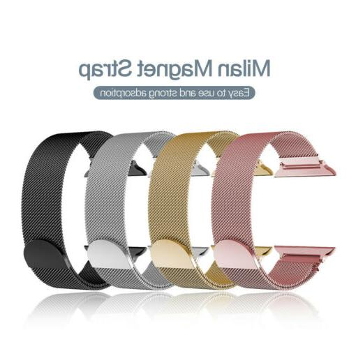 For 5/4/3/2/1 Magnetic Milanese iWatch