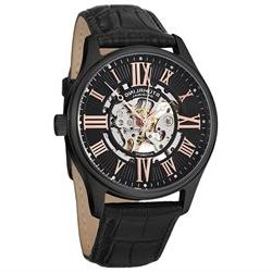 Stuhrling Original Men's 747.03 Atrium Date Black Watch