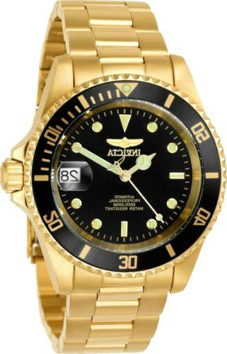 Invicta Men's 8929OB Pro Diver Analog Display Japanese Autom