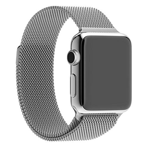 For Apple Watch Band , HP95 Magnetic Closure Clasp Milanese