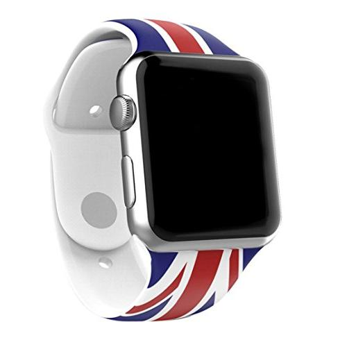 For Apple Watch Band , HP95 Replacement, Adjustable British