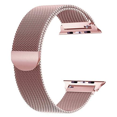 OULEDI Compatible Stainless Steel Band for Apple Watch Repla