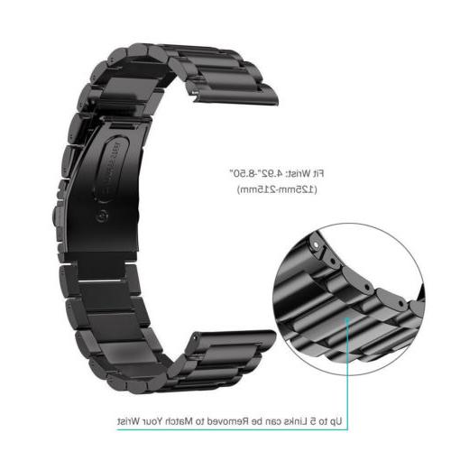 Stainless Steel Bracelet Strap Samsung / S3 Classic Watch Band