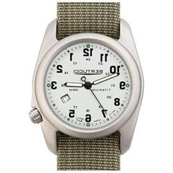 Bertucci A-2T Original Classic Men's Titanium Watch - Drab N