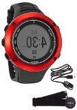 Suunto Ambit 2 S Heart Rate Monitors Luxury Watches - Red, O
