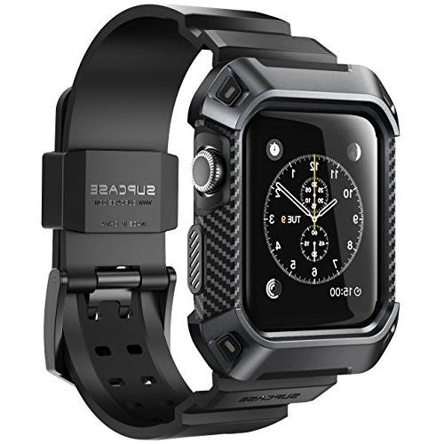 Apple Watch 3 Case, SUPCASE  Rugged Protective Case