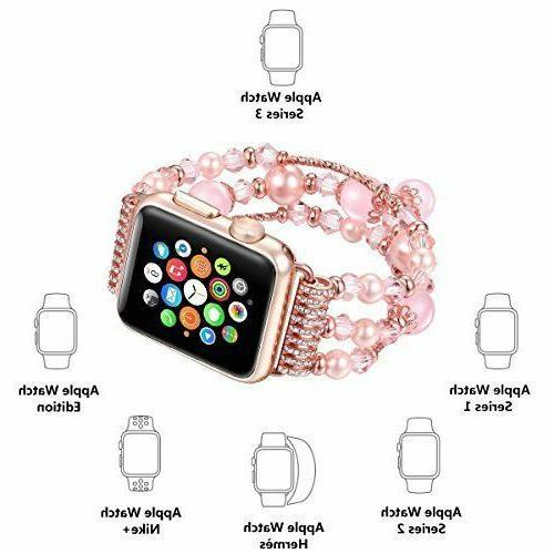 Apple Bling Strap Bracelet iWatch Band