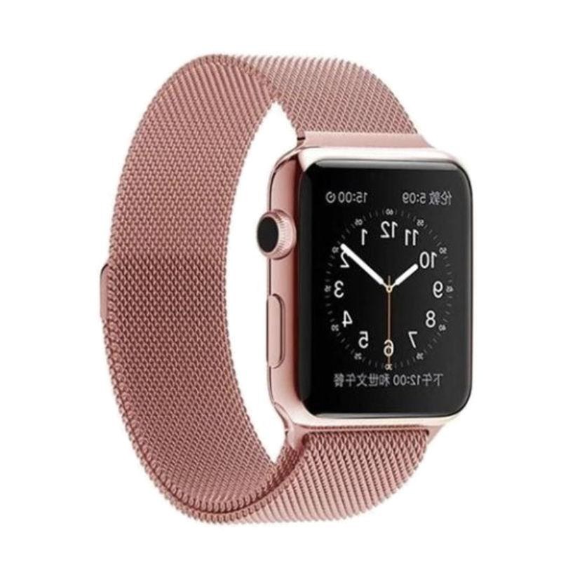 For Apple Watch Band 42mm 38mm Series Steel