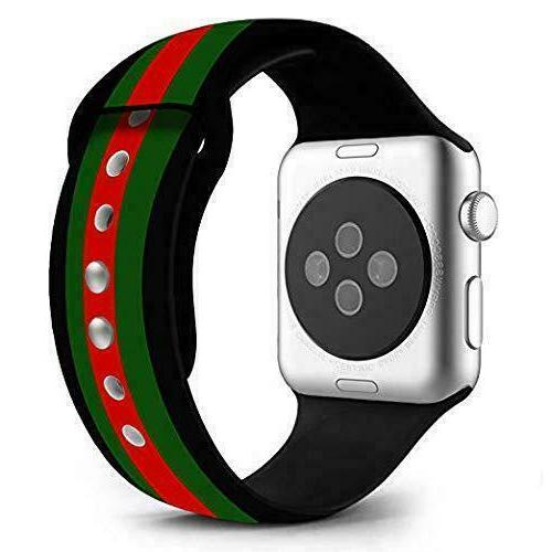 for Gucci Iwatch 44mm Series 2 3 4
