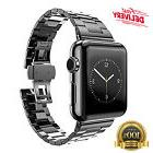 Apple Watch Band Huanlong 42mm Stainless Steel iWatch Link B