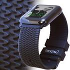 Apple Watch Band 42mm TIRE TREAD Sport Silicone iWatch Band