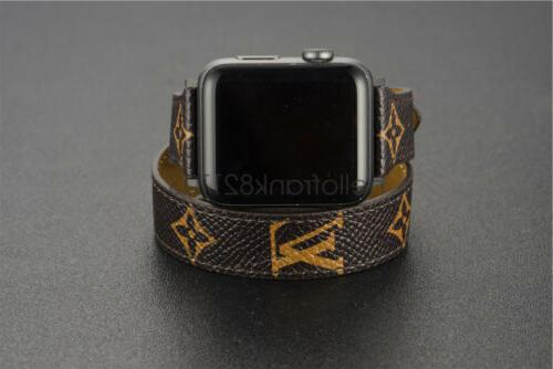 Apple Watch Leather 38/40/42/44mm Series /5/4/3