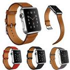 Apple Watch Series 3 2 1 Band Strap Single Tour Genuine Leat
