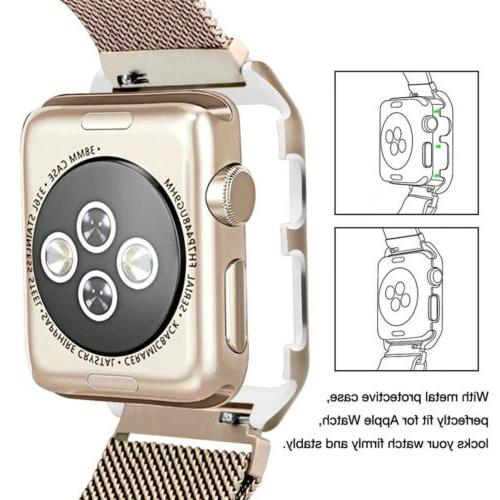Milanese Steel Band For Apple 38mm