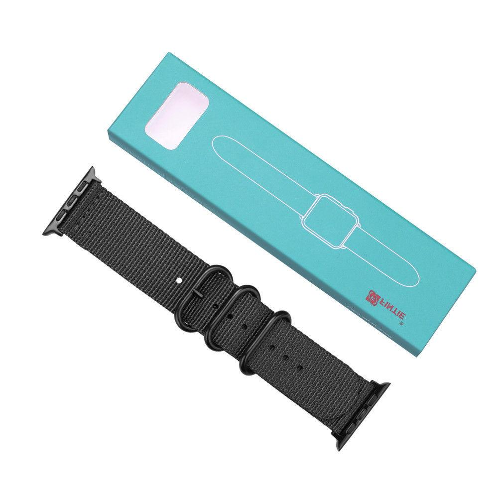 For Watch 3/2/1 Nylon Wrist Band Replacement