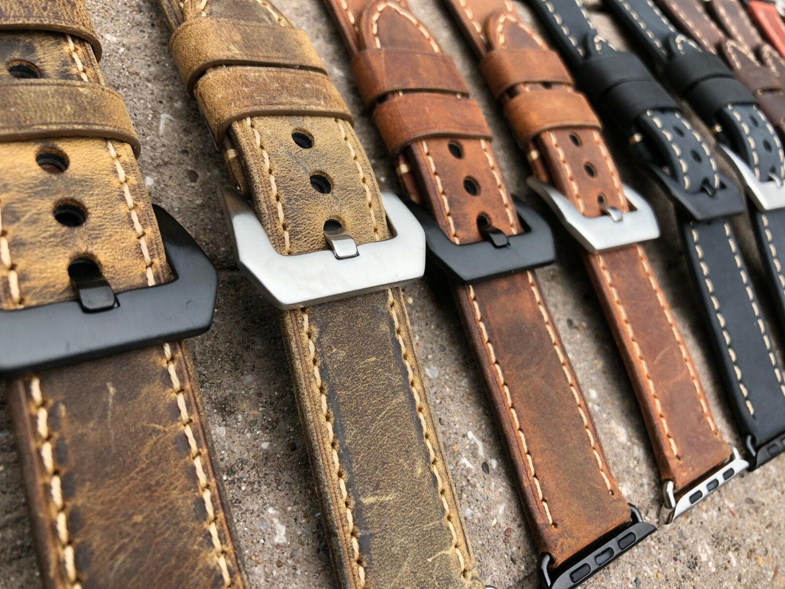 For Apple 4 Vintage Replacement Watch Band