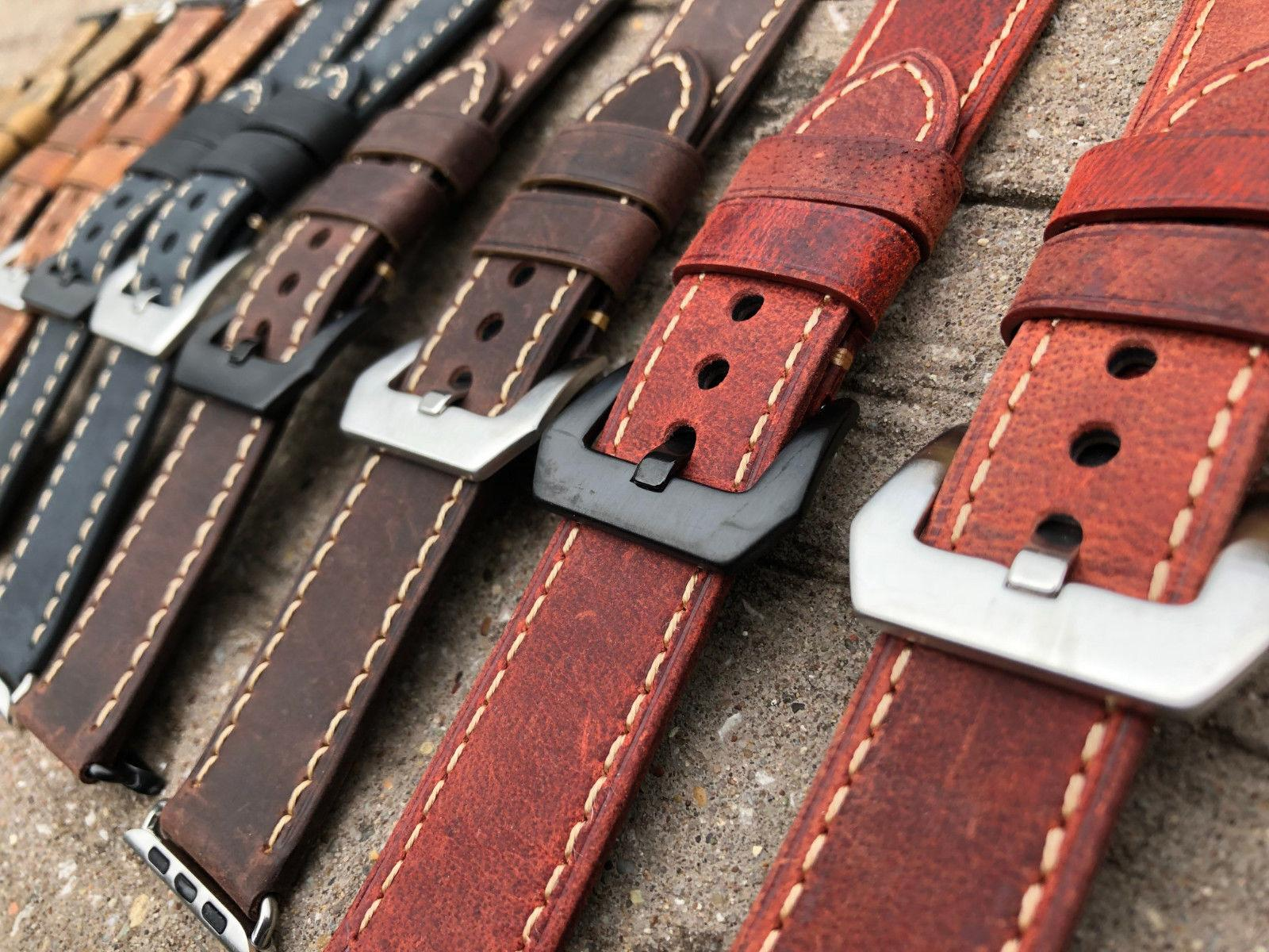 For 4 2 Vintage Watch Strap
