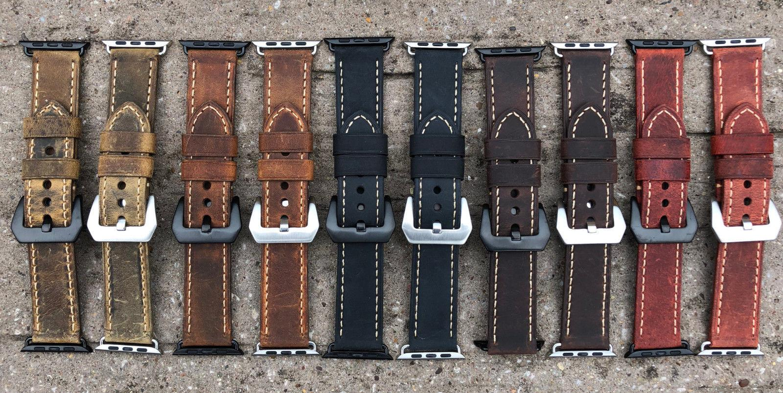 4 3 Vintage Leather Replacement Watch