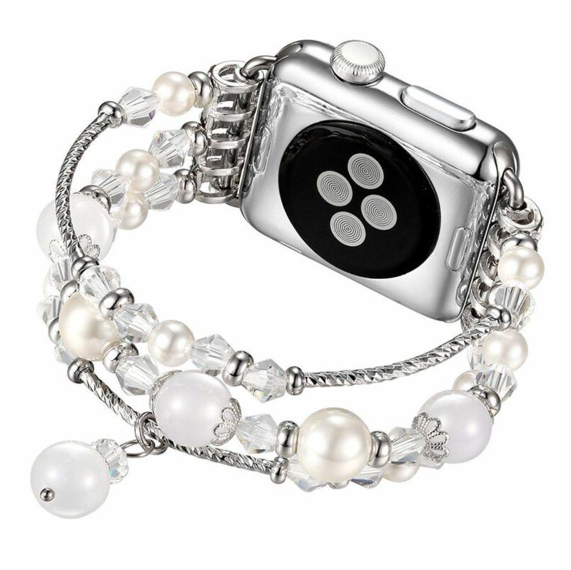For 4 Beads Strap iWatch 1 2