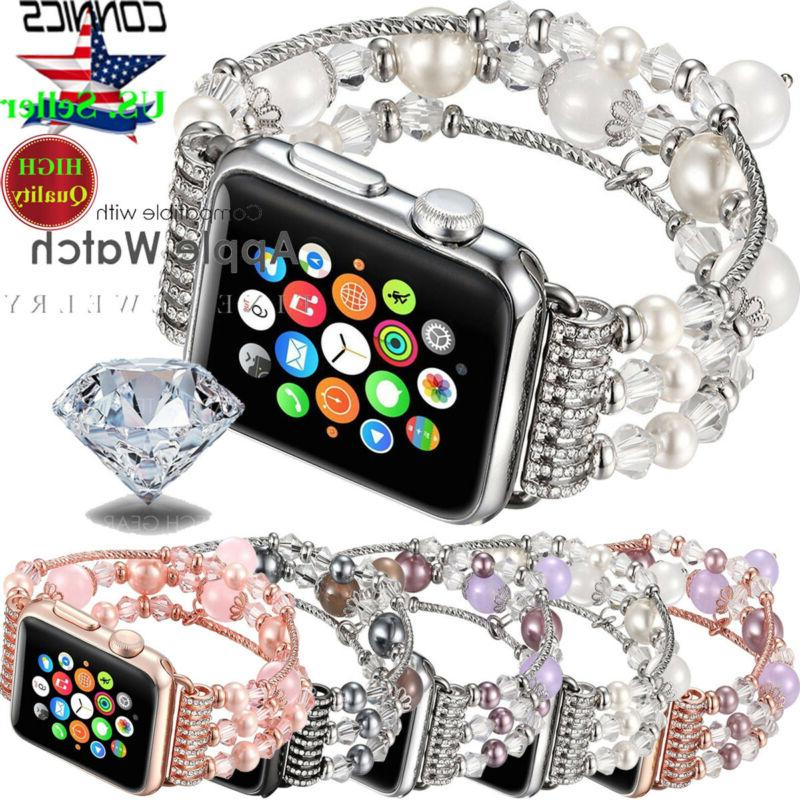 apple watch series 4 44mm bling