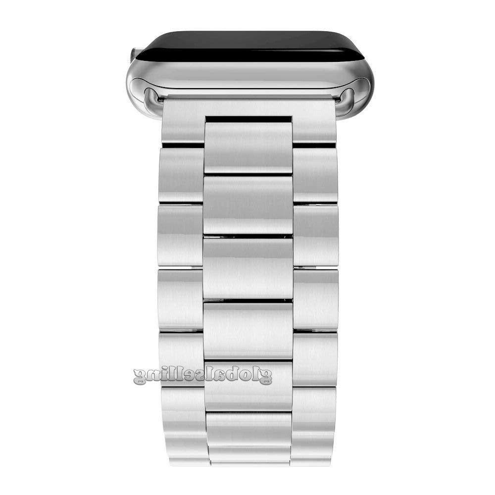 Apple Stainless Band Case