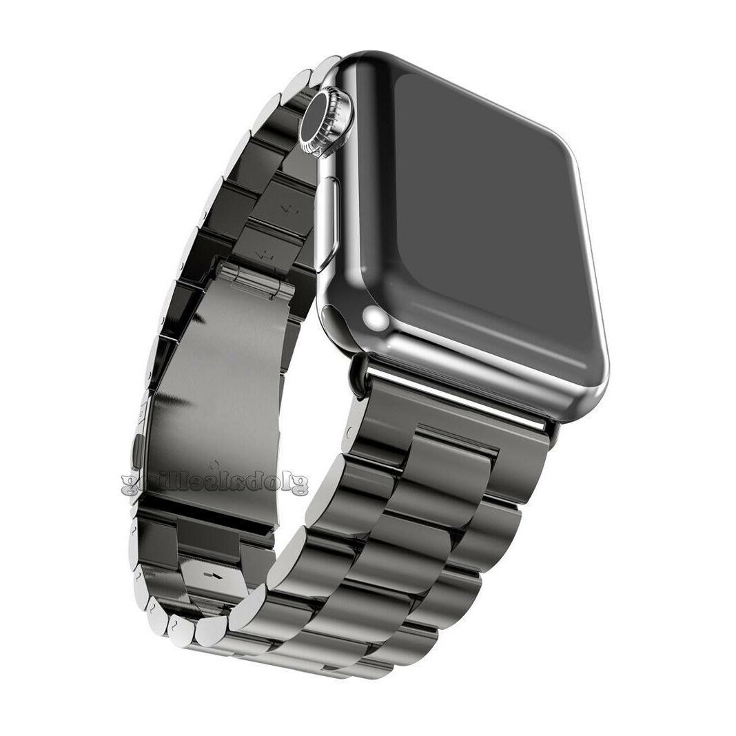 Apple Stainless Band Cover