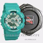 Authentic Casio G-Shock Men's X Large Teal Digital Watch GA1