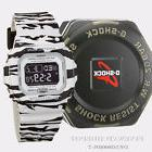 Authentic Casio G-Shock Men's Tiger Camo Black & White Digit