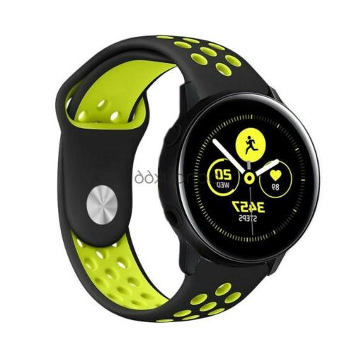 B# Band Samsung 40mm Silicone Strap