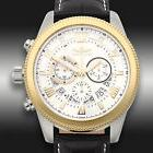 Balmeer E-Type Chronograph Mens Watch MSRP $1499.00