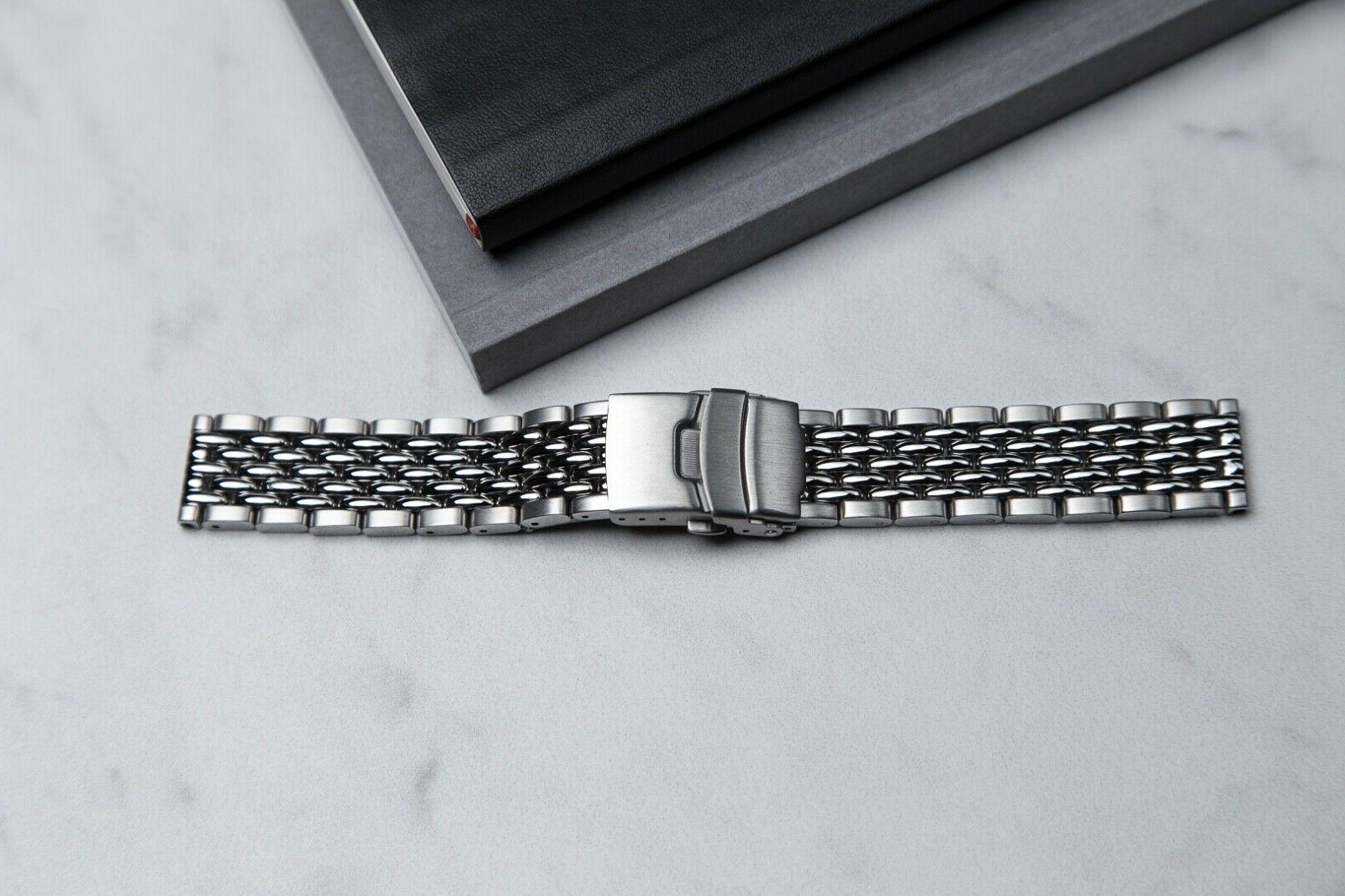 Beads of Rice Watch Band 18mm 20mm for new watches