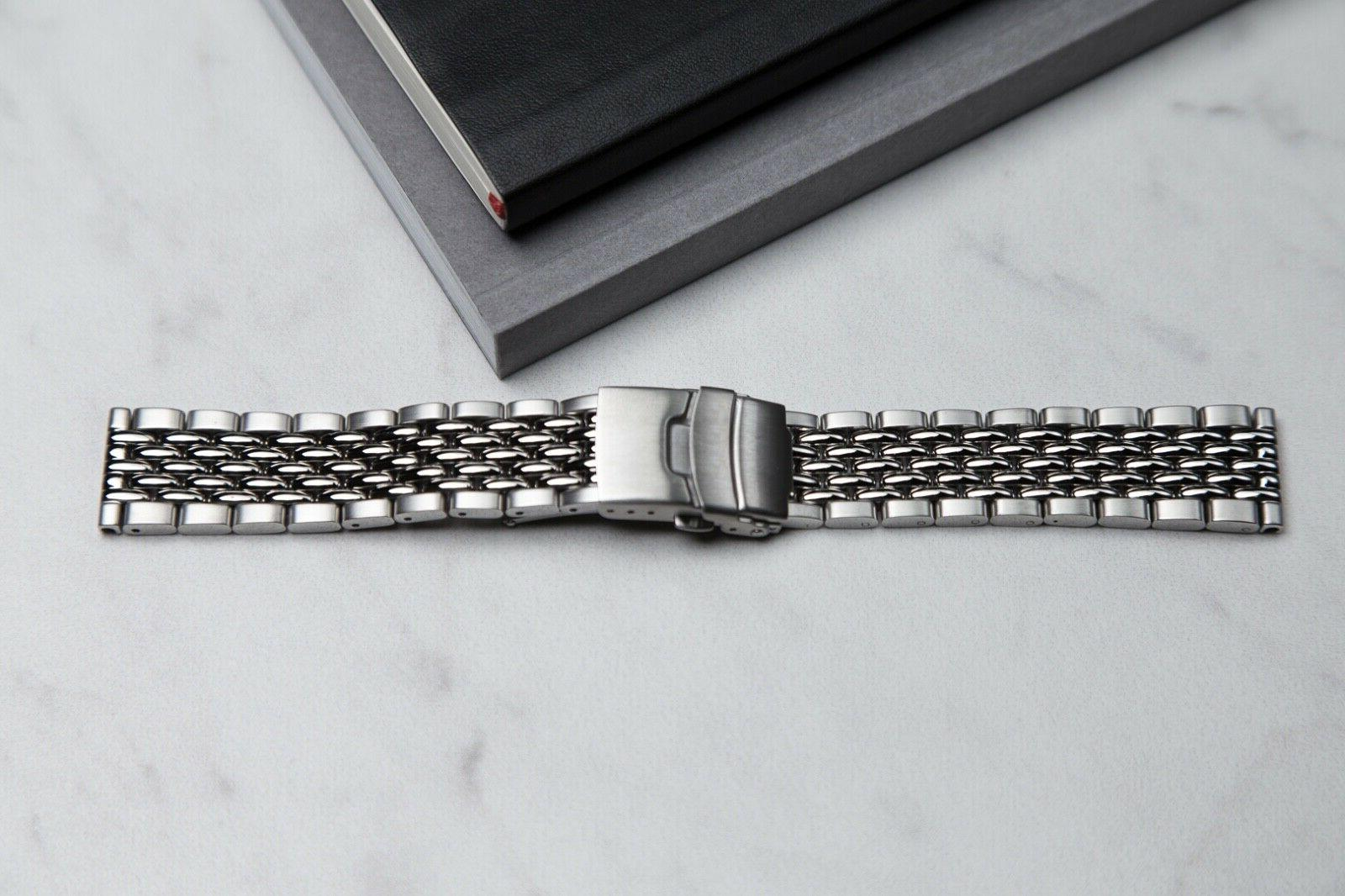 beads of rice watch band 18mm 20mm