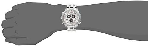 Citizen Men's BL5400-52A Stainless Steel Sport Watch with