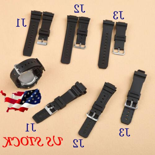 US STOCK Replacement Watch Band Strap For G-Shock DW6900 DW9