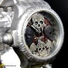 Invicta Bone Collector Distressed Chronograph Artist Silver