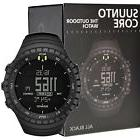 Suunto Core All Black Military Outdoor Sports Watch SS014279