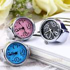Women Men Dial Quartz Analog Finger Watch Creative Steel Coo