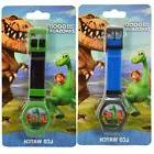 Disney The Good Dinosaur 2pcs Digital LCD Wrist Watch For Bo