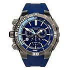 Mulco Diver MB7-3039-044 Buzo Marine Stainless Steel Blue Si