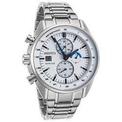 Citizen Drive HTM Stainless Steel Mens Watch